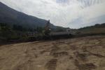 Viadotto Himera: partiti i lavori alla trazzera, finanziati con i fondi dei grillini