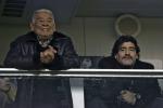 Lutto per Diego Armando Maradona: è morto il papà