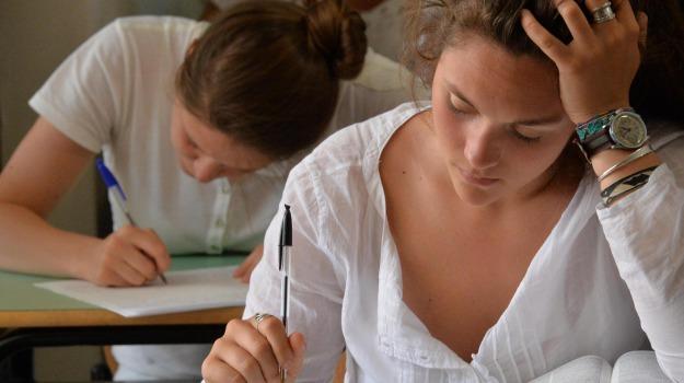 maturità 2017, scuola, studenti, Sicilia, Società