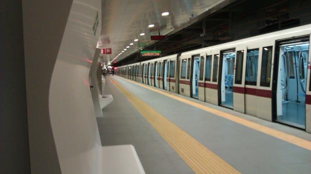 metro roma, piazza di spagna, Sicilia, Cronaca