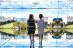 Michelle Obama visita Expo in compagnia di Agnese Renzi