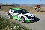 Mirabile e Calderone vincono il 13° Rally di Caltanissetta