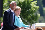 "G7, Obama: ""Contrastare l'aggressione all'Ucraina"""