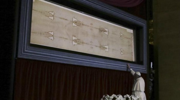 LAVORO, papa, sindone, Torino, visita, Papa Francesco, Sicilia, La chiesa di Francesco