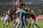 Storico Paraguay, fa festa ai rigori. Brasile, altra delusione - Video