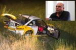 Rally delle 4 Regioni, muore un pilota 62enne