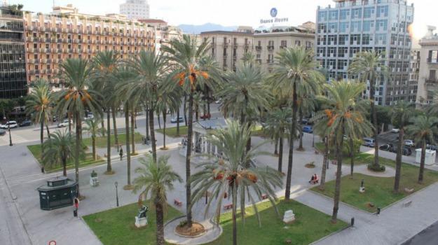 anello ferroviario, lavori, metro, palme, Piazza castelnuovo, Palermo, Politica