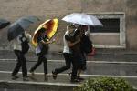 Maltempo, temporali e raffiche di vento in arrivo in Sicilia