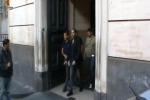 Scandalo nel Catania Calcio, le immagini dell'arresto di Pulvirenti - Video