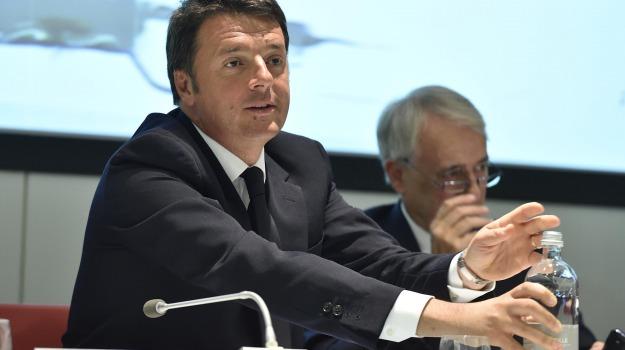 Conferenza italia-America Latina Caraibi, corruzione, governo, Matteo Renzi, Sicilia, Politica