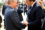 """Putin all'Expo incontra Renzi: """"Italia grande partner per l'economia russa"""""""