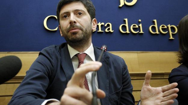 minoranza dem, partito democratico, referendum, Roberto Speranza, Sicilia, Politica