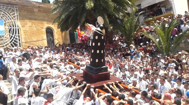 agrigento, festa di San Calogero Agrigento, Agrigento, Cultura
