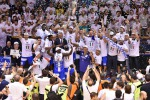 Basket, primo storico scudetto per Sassari