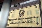 Palermo, il Tar annulla la nomina di due procuratori aggiunti