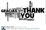 """Grillo ringrazia dal suo blog: """"Siamo primi in Liguria, Campania e Puglia"""""""