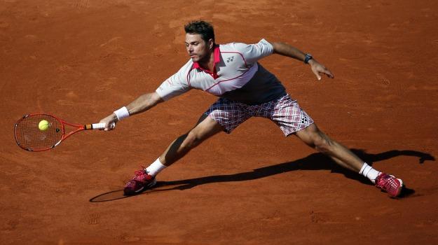 Atp, Roland Garros, slam, Tennis, Novak Djokovic, Stanislas Wawrinka, Sicilia, Sport