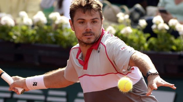Atp, quarti, Roland Garros, Tennis, Roger Federer, Sicilia, Sport