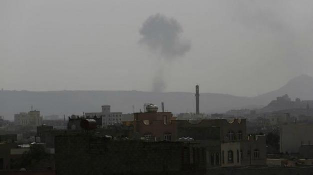 militari, raid, Sanaa, vittime, Yemen, Sicilia, Mondo