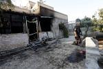 """Bebè ucciso in rogo, Netanyahu: """"E' caccia agli assassini"""" - Foto"""