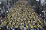 Zumba da Guinness, la classe più grande del mondo nelle Filippine - Foto