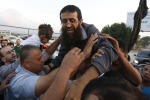 Israele, sciopero della fame di 55 giorni: liberato detenuto palestinese