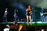 La grinta e il sound di Anastacia incantano i fan: il video del concerto a Palermo