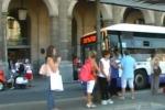 A Palermo lunghe attese alle fermate degli autobus