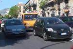 Chiude per lavori Porta Nuova: traffico e caos a Palermo