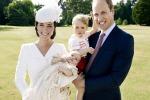Pubblicate le foto ufficiali del battesimo di Charlotte