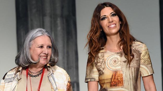 moda, stiliste, Laura Biagiotti, Sicilia, Società