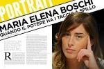 Playboy dedica un servizio al ministro Maria Elena Boschi - Foto
