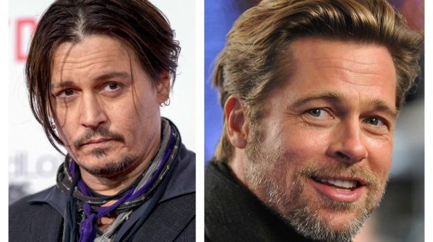 cast stellare, festival di venezia, Brad Pitt, Johnny Depp, Sicilia, Cultura