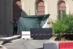 Uomo di 46 anni trovato morto a Palermo: tutte le immagini - Video