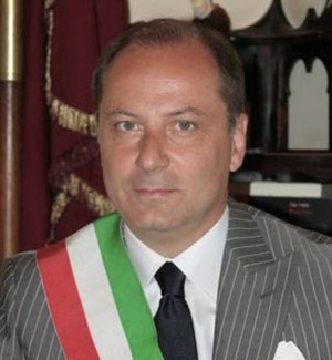 Corrado Bonfanti, sindaco di Noto