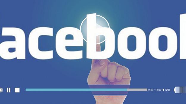 facebook, video, Sicilia, Società