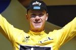 Tour de France, settima tappa a Cavendish: maglia gialla a Froome