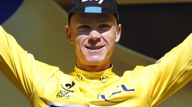 ciclismo, Vuelta, Chris Froome, Sicilia, Sport