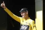 Tour de France, Froome festeggia sull'Alpe d'Huez - Video