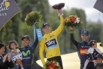 Tour de France: poker di Greipel, passerella per Froome - Video
