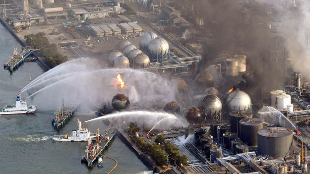 fukushima, incidente nucleare, Sicilia, Mondo