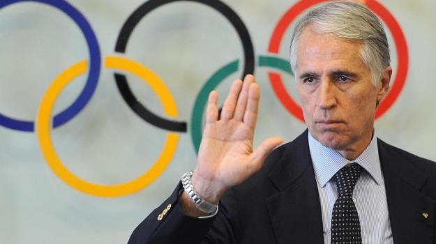 coni, Olimpiadi 2024, roma, Sicilia, Sport