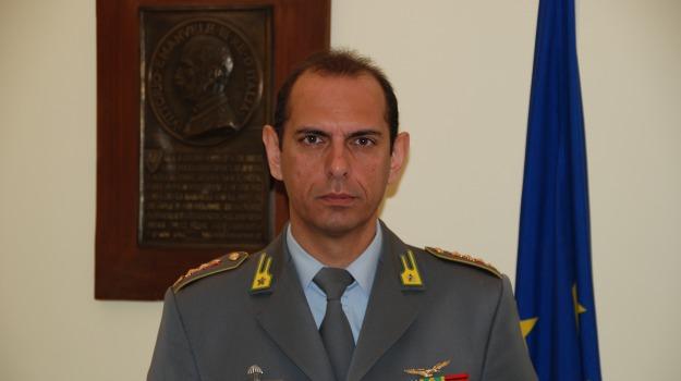 comandante, Dia, Caltanissetta, Cronaca
