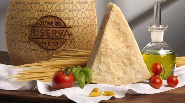dieta, Grana Padano, Sicilia, Società
