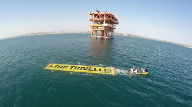 Greenpeace, mar mediterraneo, Sicilia, Società