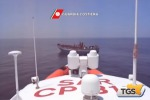 Naufragio al largo della Libia, 40 vittime