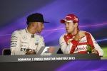 In Ungheria nuova pole per Hamilton, Vettel primo umani