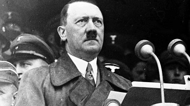 Hitler, parkinson, Sicilia, Vita