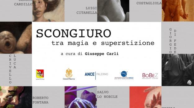 magia, mostra, Palazzo Forcella De Seta, Palermo, superstizione, Sicilia, Cultura