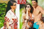 """""""Pancino"""" sospetto in spiaggia: Ilaria D'Amico è incinta? - Foto"""